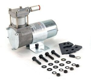 viair 98c single air compressor for motorcycle air ride suspension tools 818114000980 ebay