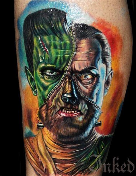 tattoo universal studios carlox angarita inked magazine tattoos pinterest