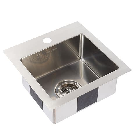 Rona Kitchen Sink Single Sink Stainless Steel Top 15 Quot Rona