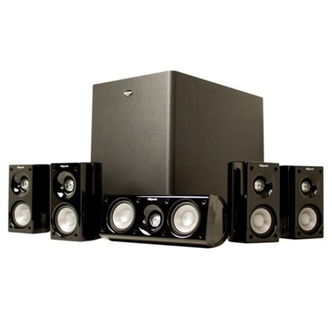 klipsch hd theater 500 home theater system