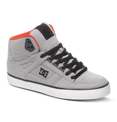 dc shoes high tops dc shoes spartan wc tx se high top shoes adys400004 ebay