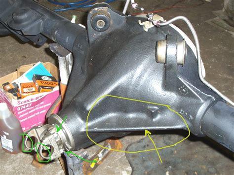 gm bop rear end identification images