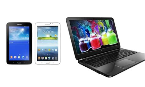 Hp Samsung Tab 3 Lite Terbaru hp laptop and samsung galaxy tab 3 lite bundle groupon