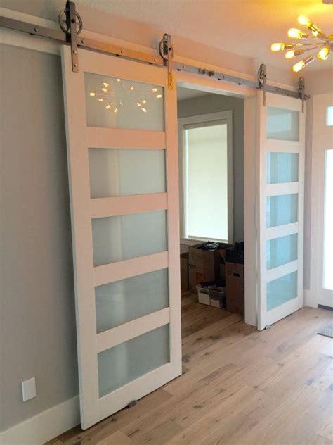 bedroom sliding glass doors solid glass 3 paneled barn door barn doors barn and doors