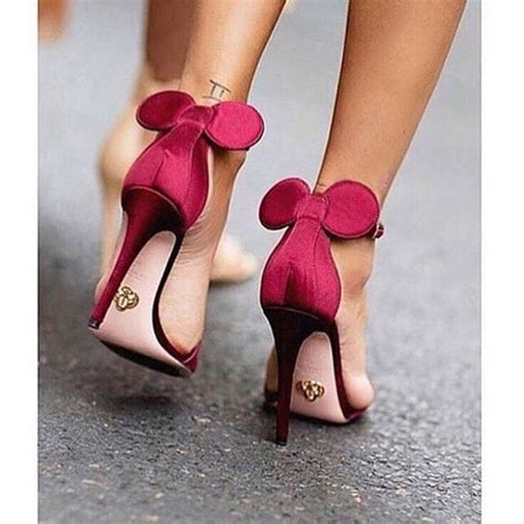 mickey mouse high heel shoes shoes high heels heels disney mickey mouse minnie