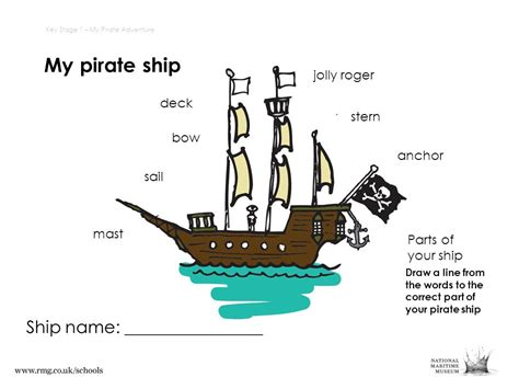 ship vocabulary my pirate adventure logbook ppt video online download