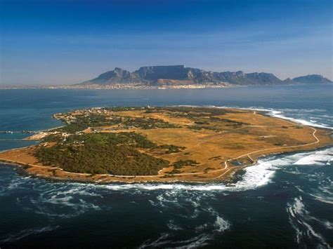 Robben Island by The 8 Heritage Of South Africa The Wanderer