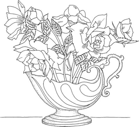 holy toledo miniature rose coloring page supercoloring com