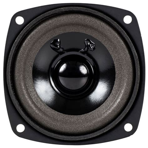 Speaker Acr 4 Inch Range new 3 quot woofer speaker range driver 4 ohm three inch pin cushion mini audio ebay