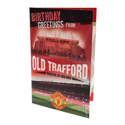 United Gift Cards - manchester united fc gift cards official merchandise 2016 17