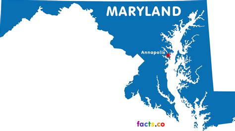 maryland map facts maryland map blank political maryland map with cities