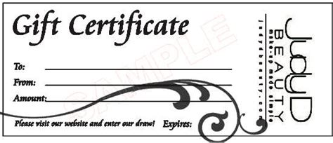 simple gift certificate template 16 free simple gift certificate templates ginva