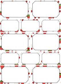 Urban Gardening Detroit - mein wunderbares gartenbuch etiketten f 252 r marmelade
