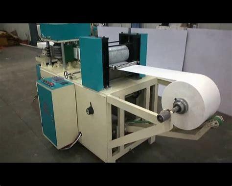 Napkin Paper Machine - automatic napkin paper machine napkin folding machine