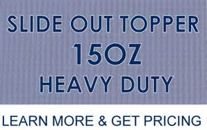 Slide Out Awning Installation Rv Slide Out Topper Awning Replacement Fabric Installation