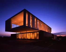 Modern Design House contemporary modern house in chilean countryside gatica