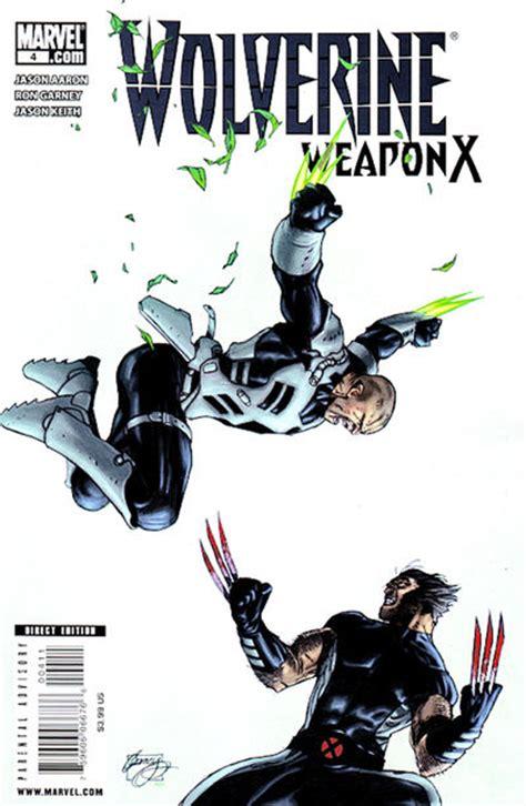 the metabaron vol 1 b01m1f9gkd wolverine weapon x vol 1 4 marvel comics database