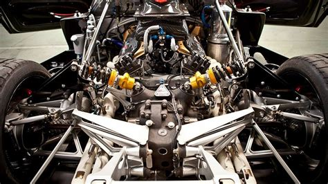 pagani zonda engine pagani zonda revolucion brings 800 hp super aggressive