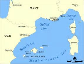 gulf of map golfe du wikiwand