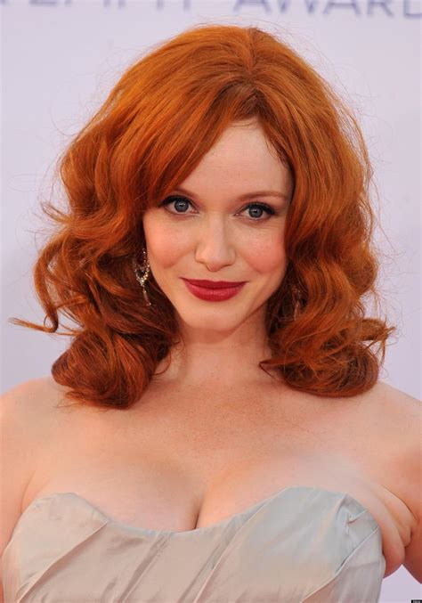 red hair colour on mature women hair colour and attraction is the latest psychological