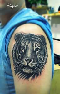 tiger tattoos on arm design idea for men and women