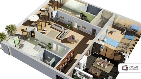 home design 3d levels 3d floor plans