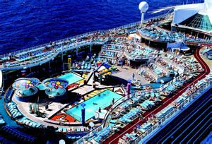 Royal Caribbean International   Cruise Cabins and on board