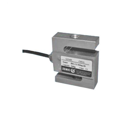 Load Cell Single Point Alumunium Material Zemic Lssp L6g 300kg zemic l6d single point load cell malaysia sing hoe