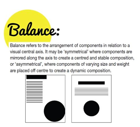 definition of layout gallery definition of balance art techniques pinterest