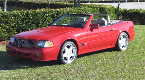 1993 mercedes 600sl roadster 63865