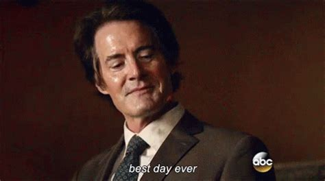 best gif kyle maclachlan best gif best discover gifs