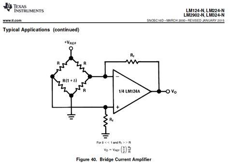 wheatstone bridge with differential lifier wheatstone bridge differential lifier circuit 28 images wheatstone bridge lifier circuit
