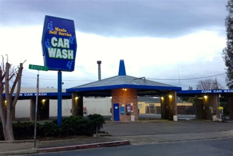 wash self service then and now self service car wash once site of menlo park hotel inmenlo