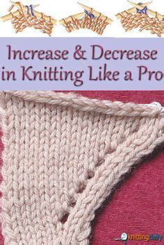 increase calculator knitting the 25 best knitting increase ideas on
