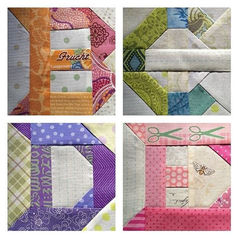 Patchwork Letters Template - patchwork letters template 124 best paper piecing images