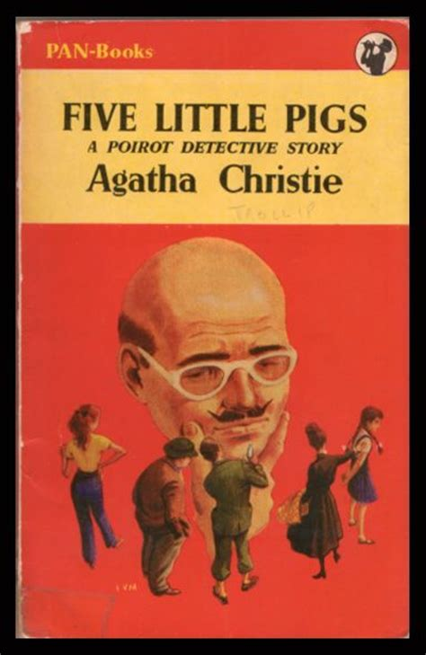 libro five little pigs poirot 17 best images about agatha christie great author on agatha christie golden age and