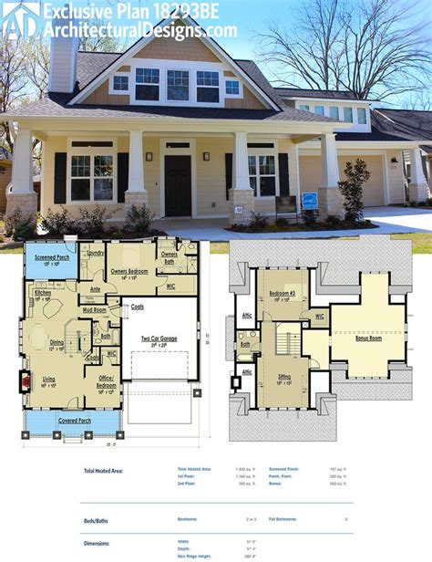 square one designs house plans 25 best bungalow house plans ideas on pinterest