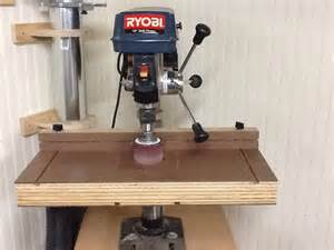 Homemade Bathroom Vanity by Build The Ultimate Drill Press Table Youtube