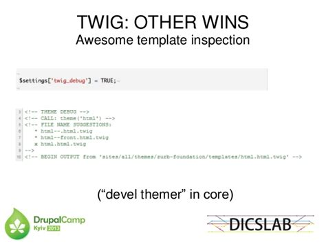 drupal 8 templating with twig