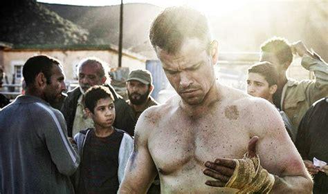 Arnie Says Lets Make Green Hippyshopper by Matt Damon Barely Speaks In Jason Bourne 25 Lines In