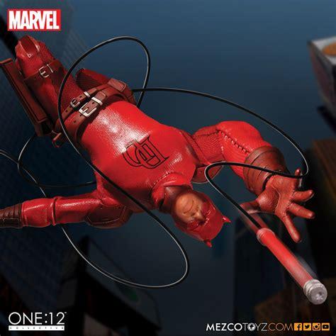 Mezco Toyz One 12 Collective Daredevil mezco one 12 collective daredevil figure mightymega