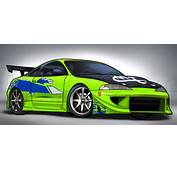 Mitsubishi Eclipse Fast And Furious Drawing Draw A