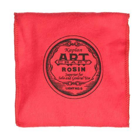 Rosin Biola Kaplan Craft Light d addario kaplan artcraft rosin light at gear4music