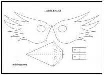 krokotak crow mask for my little fledgling