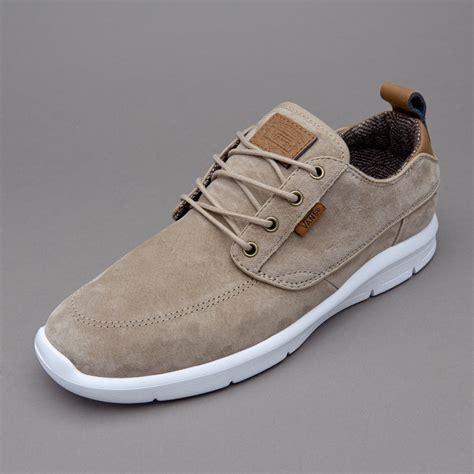 Sepatu Vans Patta Original Sepatu Sneakers Vans Brigata Lite Sl Silver Mink