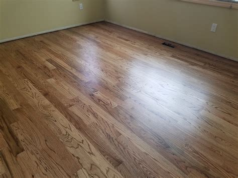 Hardwood Floor Refinishing Products by Fort Collins Hardwood Installer Oak 1 With Nutmeg