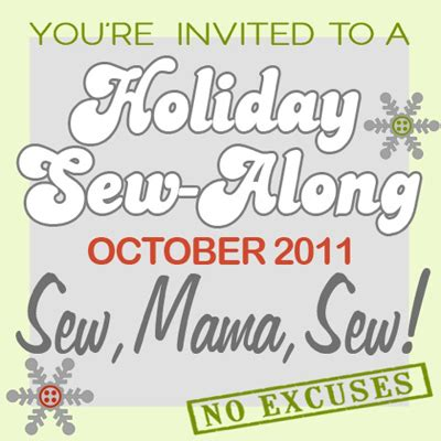 Sew Sew Handmade Holidays - handmade holidays with sew sew make