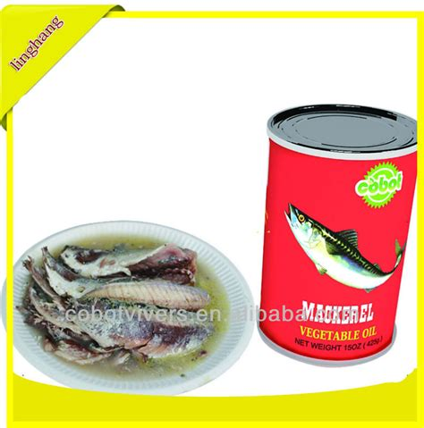 Canned Fish Shelf by Canned Mackerel View Canned Fish Power Product Details