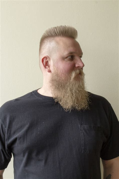 what is a viking haircut cut of the week viking flat top
