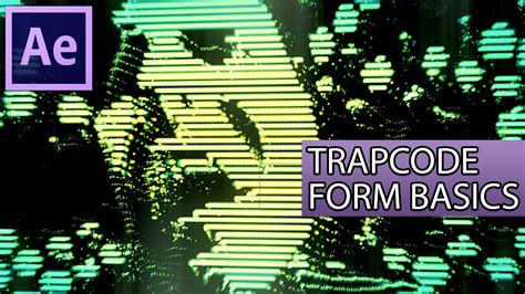 tutorial after effects trapcode after effects tutorial trapcode form basics cg area